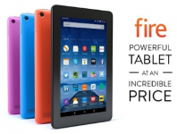 Fire Tablet 7″ Display Wi-Fi 8 GB Only $34.99 (reg $50) Shipped!
