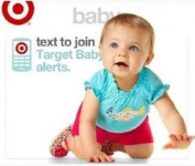 NEW Mobile Baby Coupons from Target!