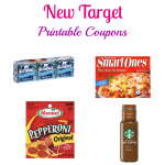 Lots of New Target Printable Coupons!