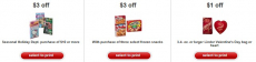 New Target Printable Coupons:  Lindt, Lindor and more!