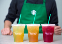 FREE 12 oz. Teavana Shaken Iced Tea at Starbucks!