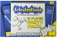 Telestrations 12-Player Party Pack Only $22.99 (reg $40) Shipped!