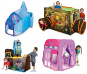 Up to 50% off Kids Play Tents — Disney Frozen, Jake and the Neverland Pirates and more!