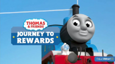 Thomas & Friends Journey to Rewards: FREE $5, $10 or $25 Walmart Gift Cards!!