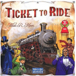 Ticket to Ride Board Game Only $31.99 + FREE Shipping!