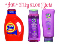 HOT! Tide Detergent and Herbal Essences Shampoo and Conditioner Only $1.06 Each at Walgreens!