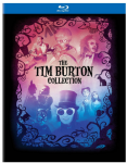 Tim Burton Collection on BluRay (7 Movies) Only $28.99!!