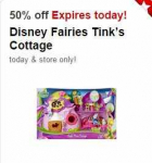 50% off Disney Fairies Tink's Cottage – Today Only!