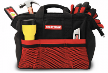 Craftsman 13 in. Tool Bag Only $5 Shipped!