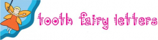 FREE Tooth Fairy Coloring Pages and Letters!