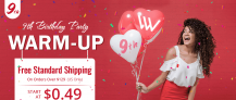 9th anniversary sale, affordable deals up to 70%