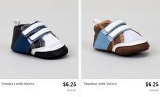 Baby Shoes $6.25 (Orig $16.00)!