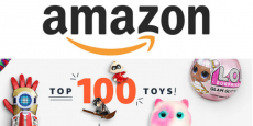 Amazon's TOP 100 Toys for Christmas 2018!