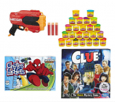 Save 50% Off Hasbro Toys and Games at Amazon!