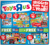 Toy Story 3 Memory Game ONLY $1.00 at Toys R Us!