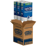 Quilted Northern Toilet Paper 24 pack for just 76¢ a roll!