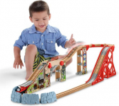 Thomas the Train Wooden Railway Speedy Surprise Drop Set Only $49.99 (reg $100) Shipped!