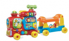 VTech Sit-To-Stand Ultimate Alphabet Train Only $28.79 (Reg $45) Shipped!