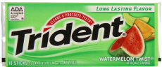 3 Packs Of Trident Gum Only $0.41 at Walgreen's!