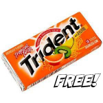 FREE Stride, Trident, and Dentyne Gum at Walgreens!
