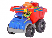 25-Piece Wagon or Dump Truck Block Set Only $16.99!