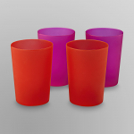Kmart: Essential Home 4pk of Plastic Tumblers Only $1 Shipped!