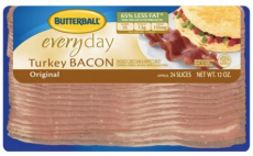 Butterball Turkey Bacon only $0.54 at Walgreen's!