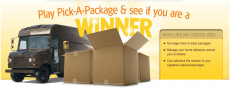 UPS My Choice Free Membership & Sweepstakes (Win 1 of 4,800 Prizes!)