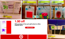 Up & Up School Supplies As Low As 20¢ Each at Target!