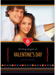 Free Personalized Valentine's Day Photo Card!