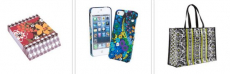 HOT! Vera Bradley: Items as Low as $4 + FREE Shipping! 2-Days Only!