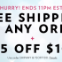 The Body Shop: Buy 2 Items Get 1 Free, 50% off, + FREE Shipping!