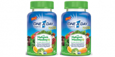 One A Day Nature's Medley Multivitamins Only $1.00! Reg $9.99!