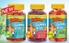 L'il Critters Gummy Multivitamins only 29¢ at Target!