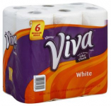 Viva Paper Towels Only 42¢ Per Roll at Walgreens!!!