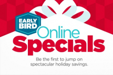Walmart's First Holiday Deals – 24 Cyber Event Starting Tonight + 20,000 Rollbacks!