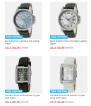 Designer Watch Sale-Lucien Piccard Timepieces Only $54.99 Shipped! (Reg. $379!)