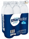 6-count pack of Glaceau Smartwater (1-Liter bottles) Only $5.10 Shipped!