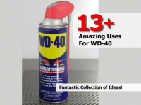 13+ Amazing Uses For WD-40!