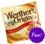 Free Bag of Werther's Candy at Dollar Tree, Walmart, and More!
