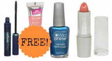 Free Wet N' Wild Cosmetics at Walmart, Dollar General, Family Dollar, Walgreens, and CVS!