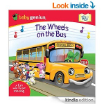 FREE Kindle eBook: The Wheels on the Bus: A Sing 'N Move Book!