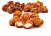 Today Only! Half Price Boneless Wings at Sonic!