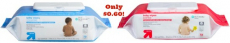 Up & Up Baby Wipes Only $0.60 at Target! TODAY ONLY