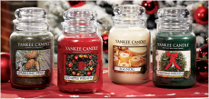 Buy Two Yankee Candles Get Two Free!