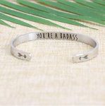 Joycuff Inspirational Bracelets for Women Personalized Gift for Her $14.97 (REG $59.97)