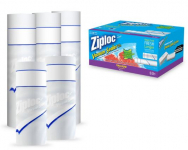 Ziploc Vacuum Seal Combo 5 Roll Pack Only$22.78 (reg $46) Shipped!